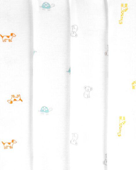 Emballage 5 cache-couches originaux à animaux