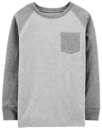 Raglan Thermal Tee