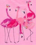 Flamingo Jersey Tank, , hi-res