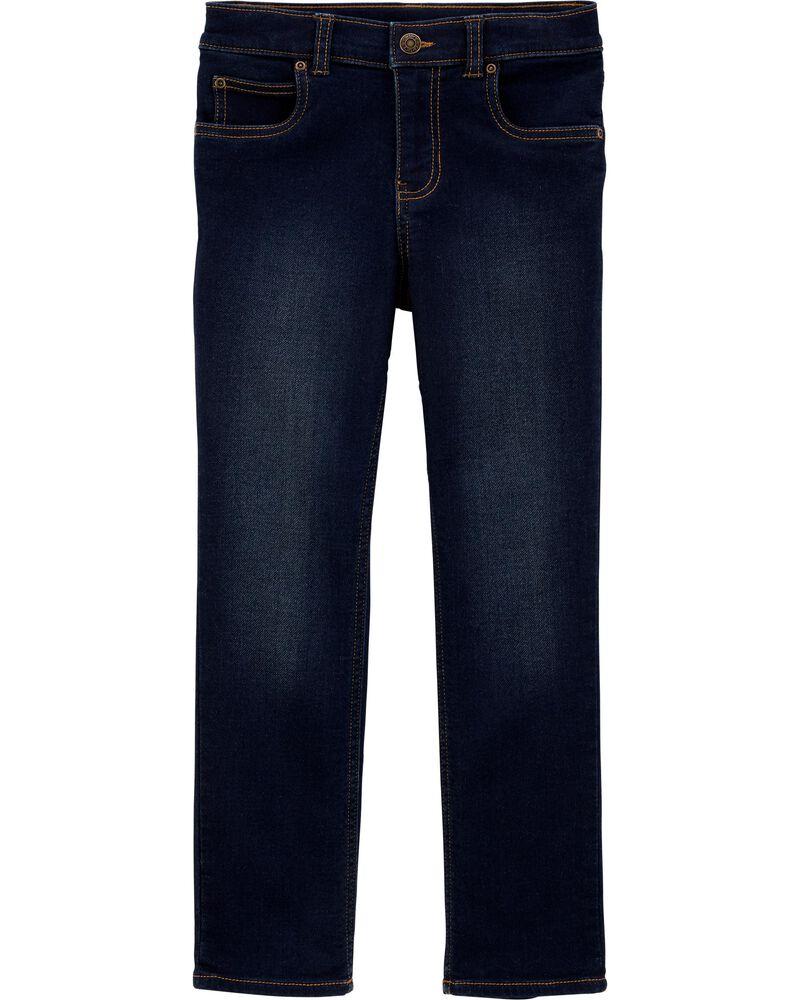 Jeans à 5 poches de coupe botte, , hi-res