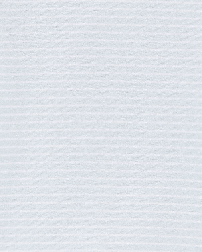 2-Piece Striped Tee & Nautical Shortalls Set, , hi-res