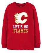 NHL Calgary Flames Tee, , hi-res