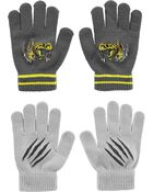 Kombi 2-Pack Dino Gripper Gloves, , hi-res