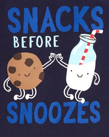 4-Piece Milk & Cookies 100% Snug Fi...