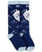 KOMBI Charlie The Yeti Socks, , hi-res
