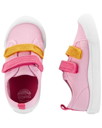 Double-Strap Sneakers