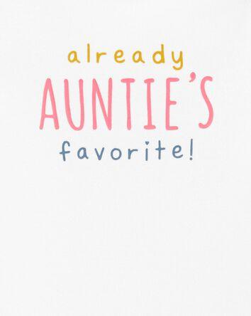 Cache-couche original Auntie's Favo...