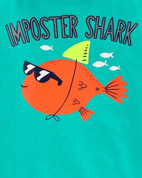 Carter's Fish Rashguard