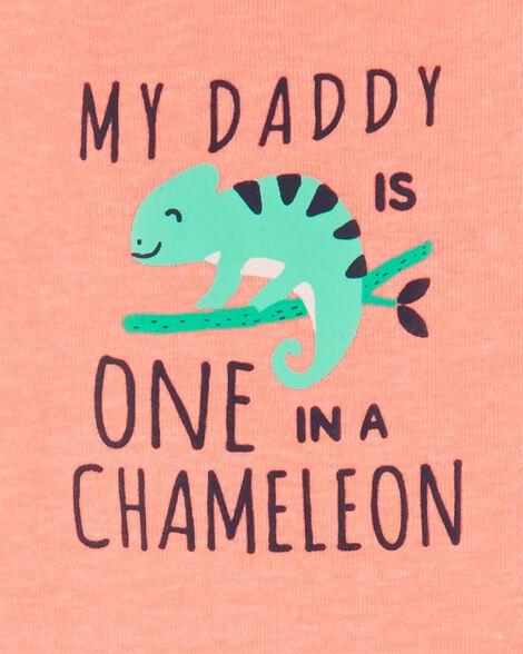 3-Piece Chameleon Little Character Set