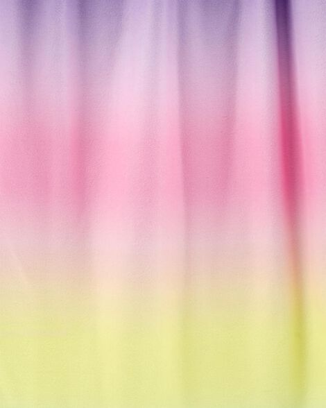 Rainbow Fleece Nightgown