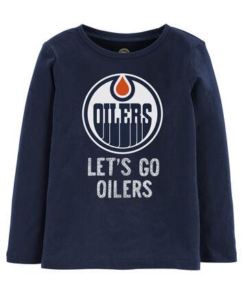T-shirt des Oilers d'Edmonton de la...