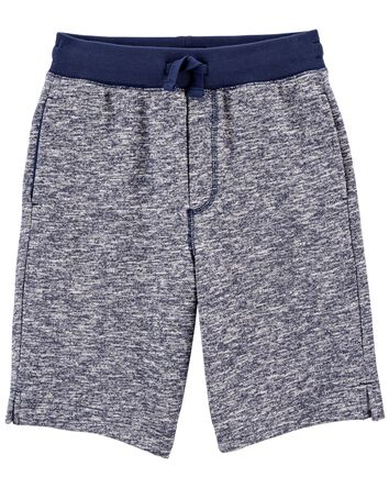 French Terry Active Shorts