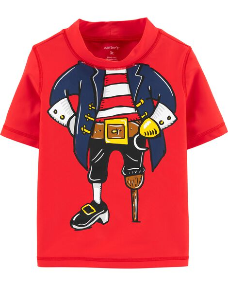 Pirate Costume Rashguard