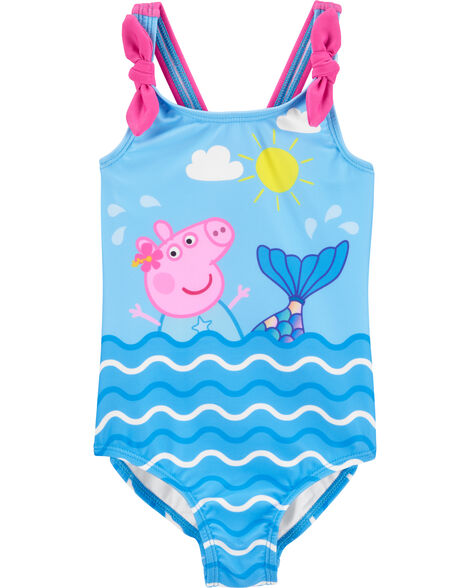 1-Piece Peppa Pig Swimsuit