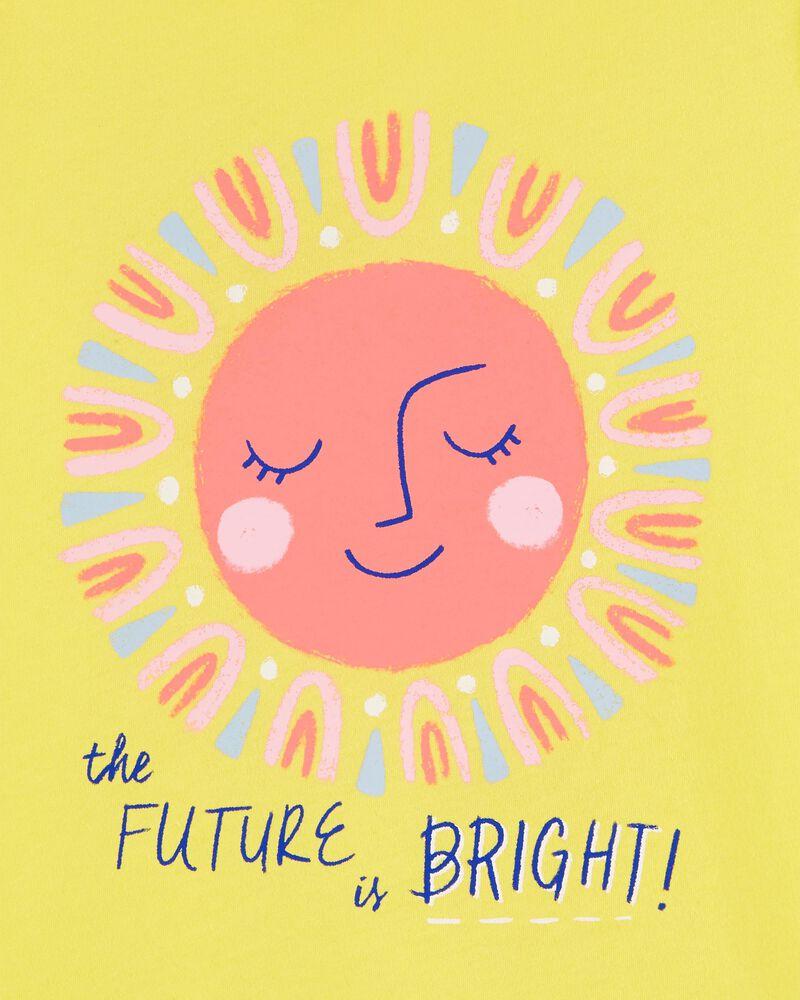 T-shirt en jersey Future is Bright, , hi-res