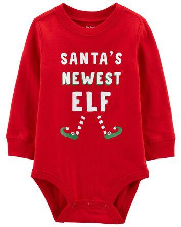 Holiday Elf Jersey Tee