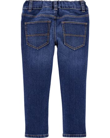 Stretch Rip and Repair Jeans - Skin...