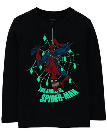 T-shirt des Fêtes Spider-Man