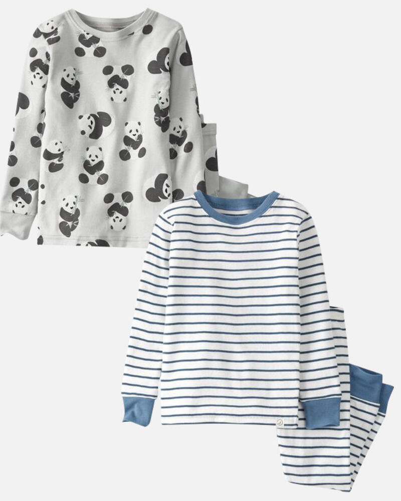 Organic Pajama Set, , hi-res