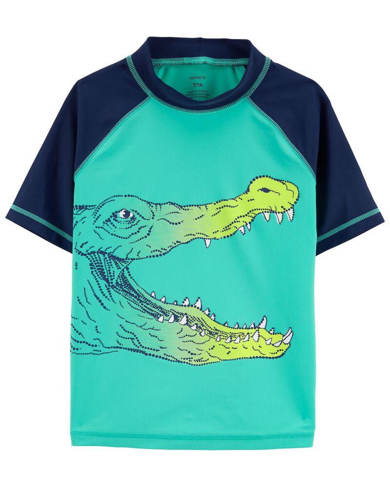 Maillot dermoprotecteur à alligator, , hi-res