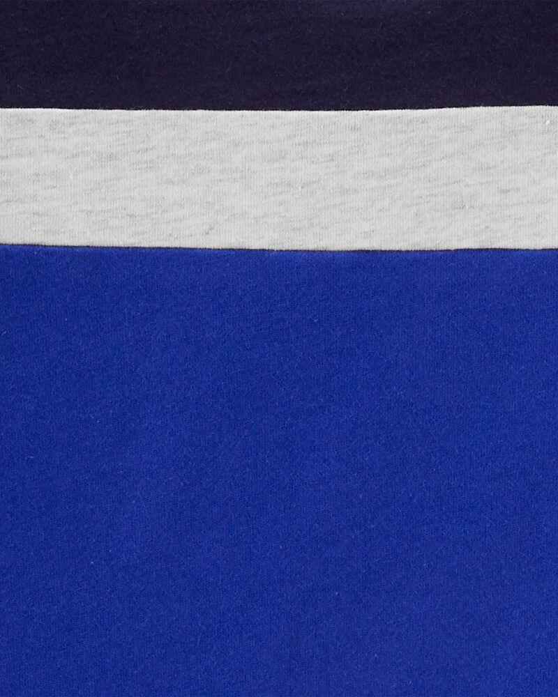 T-shirt en jersey de couleurs contrastantes , , hi-res