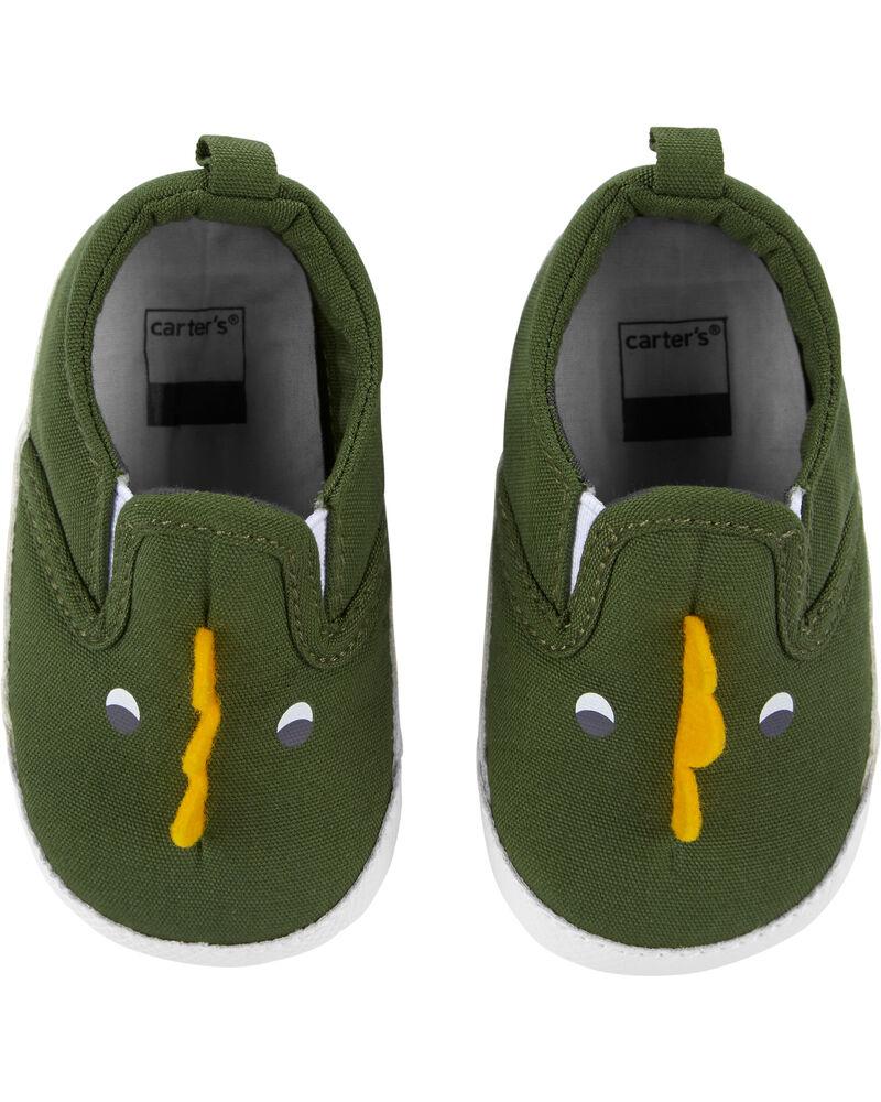 Chaussures pour bébé à dinosaure, , hi-res