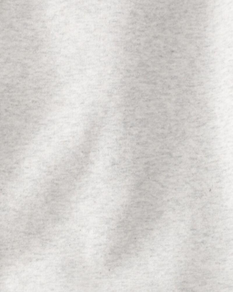 Emballage de 4 hauts en coton côtelé biologique, , hi-res