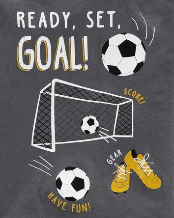 Soccer Jersey Tee