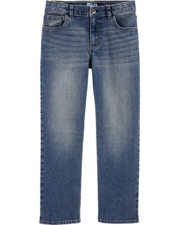 Regular Fit Classic Jeans - Tumble...