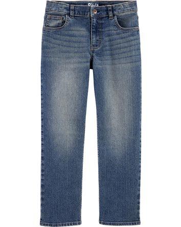 Jeans classique de coupe régulière...