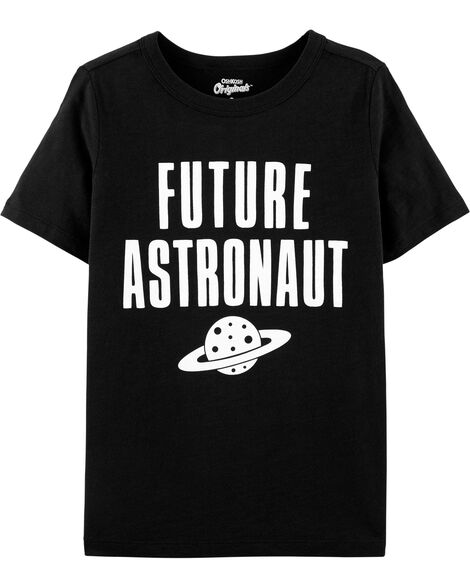 T-shirt Future Astronaut