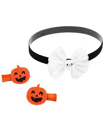 3-Piece Halloween Hair Set