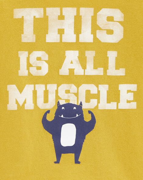 Muscle Monster Jersey Tee