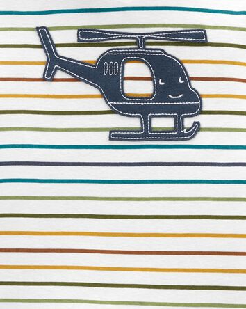 4-Piece Helicopter 100% Snug Fit Co...