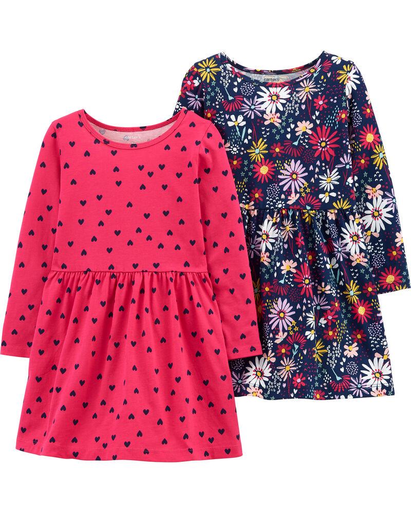 2-Piece Jersey Dresses, , hi-res