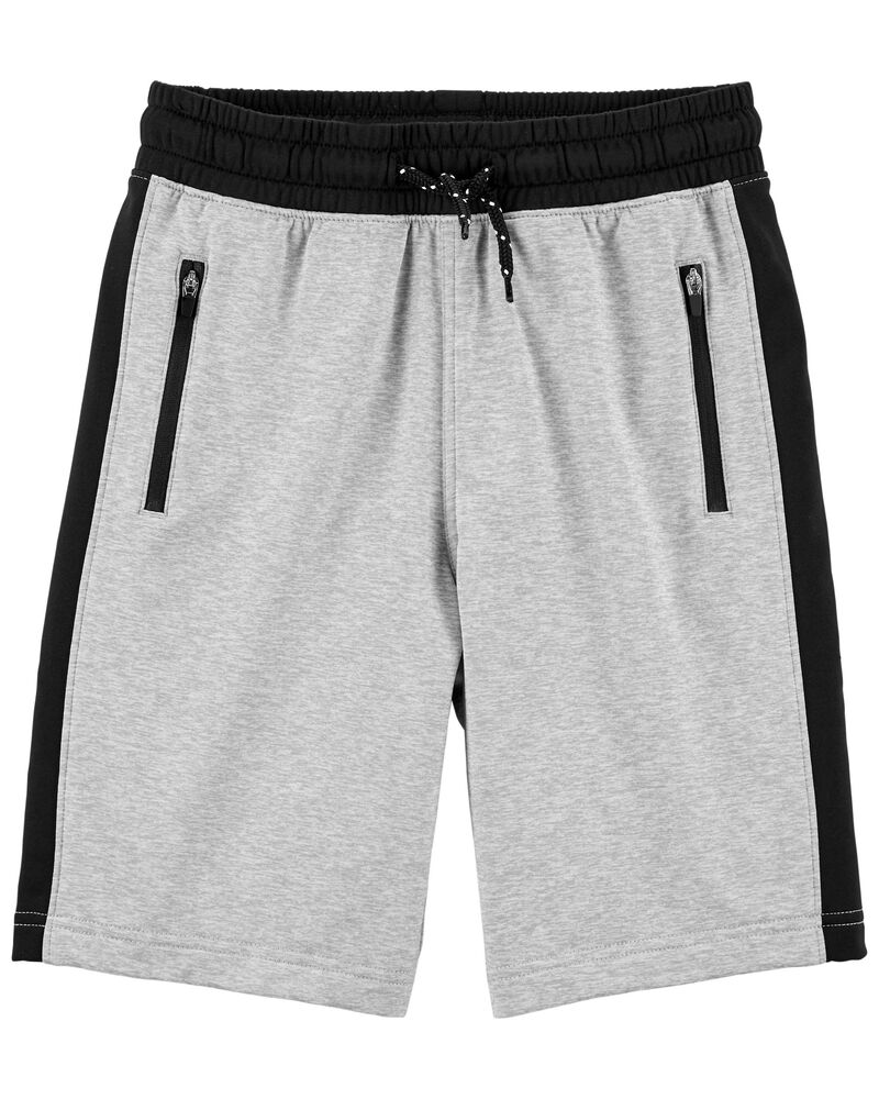 Active Stretch Jersey Shorts, , hi-res