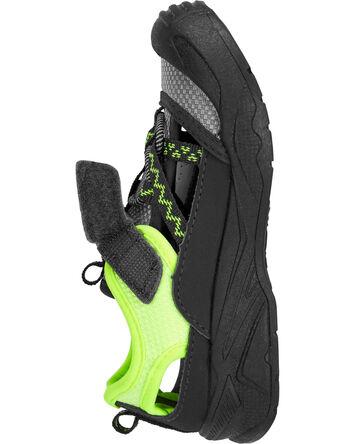 Bump Toe Athletic Sandals