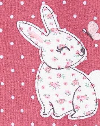 1-Piece Bunny 100% Snug Fit Cotton...