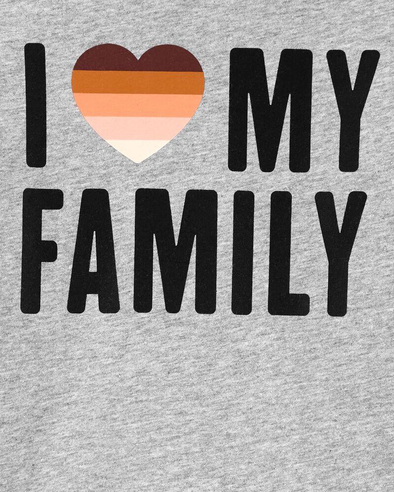 I Love My Family Tee, , hi-res