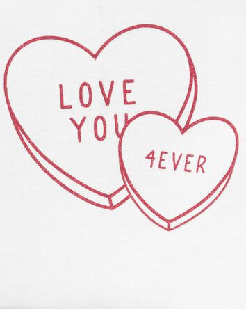 2-Piece Valentine's Day Bodysuit &...
