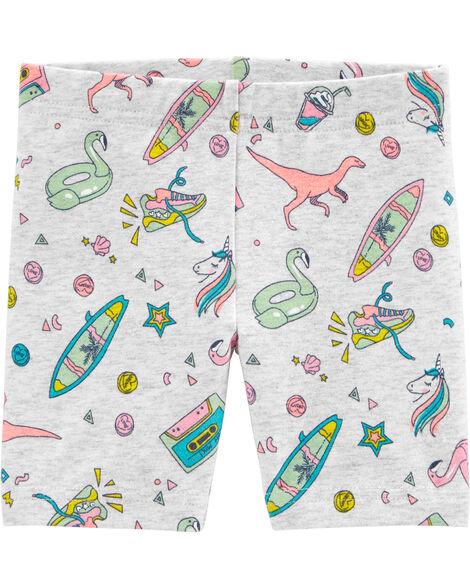 Doodle Playground Shorts