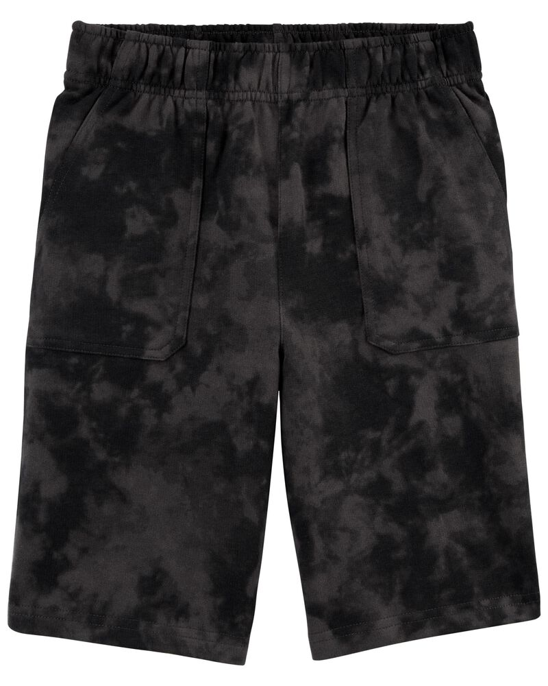 Tie Dye French Terry Shorts, , hi-res