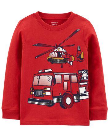 Firefighter Jersey Tee
