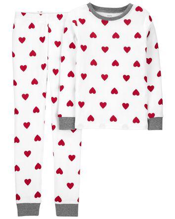 2-Piece Valentine's Day 100% Snug F...