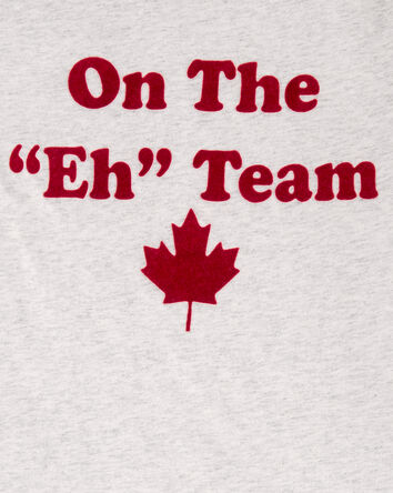 T-shirt On The «Eh» Team