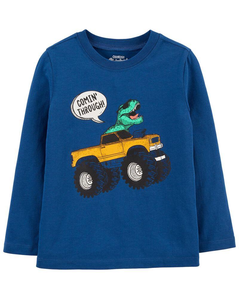 T-shirt d'Halloween à manches longues, , hi-res