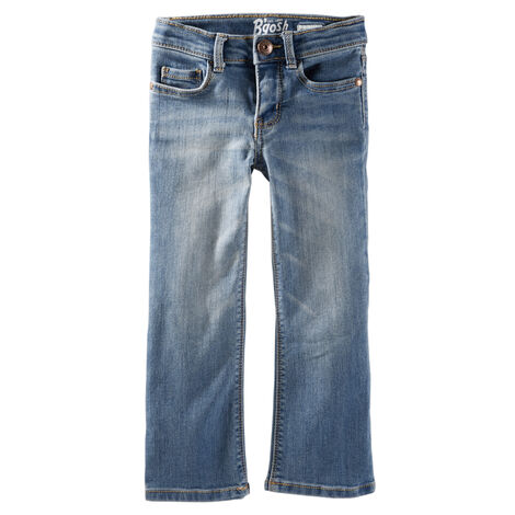 Bootcut Jeans - Upstate Blue
