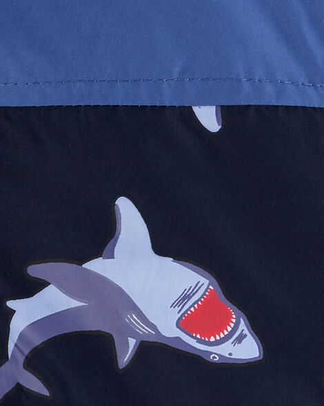 Shark Colour Change Rain Jacket