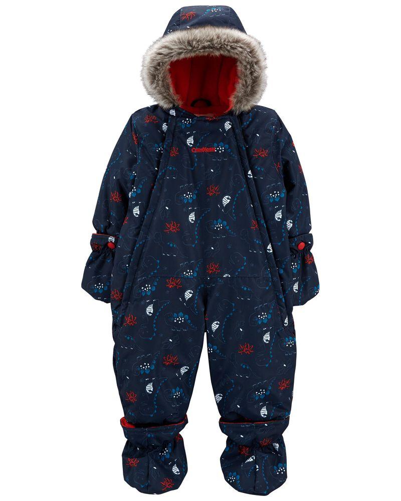 Infant 1-Piece Snowsuit, , hi-res