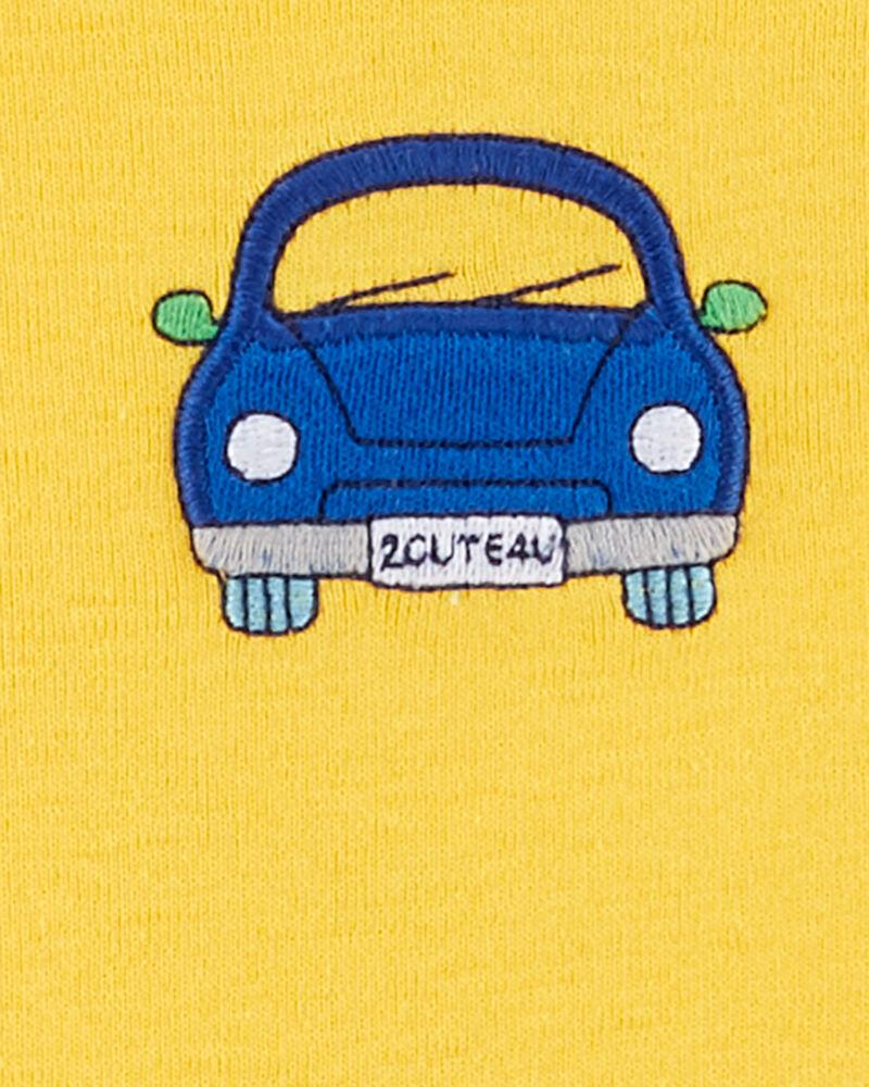 5-Pack Cars Original Bodysuits, , hi-res